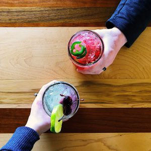 Gin Limeade - Jalapeno Marg
